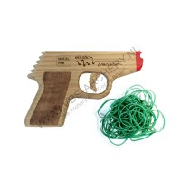 ELASTIC PRECISION TOY PPK MAPLE WALNUT