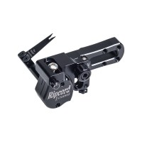 Ripcord blace rest for compound bow x-change