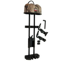 maximal bowquiver holds 5 arrows available in black or camo
