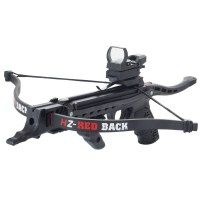 HORI-ZONE CROSSBOW PISTOL REDBACK TACTICAL DELUXE PACKAGE