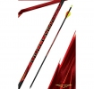 BLACK EAGLE ARROWS OUTLAW BLAZER FLETCHED